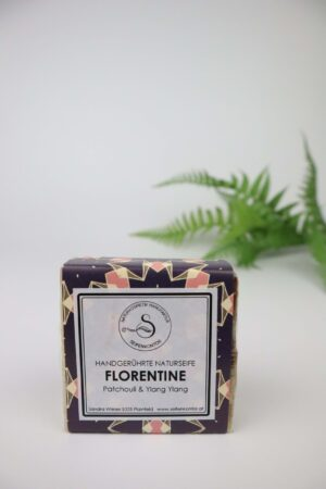 Patchouli, Ylang Ylang, Florentine, Naturseife, Seife, Florentine, Patchouli, Ylang Ylang