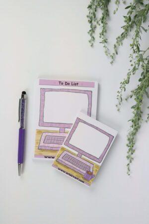 Set, Block, Schreibset, To-Do-Liste, Notiz, Notizzettel, Einkaufsliste