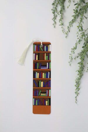 Lesezeichen, Lesen, Buch, Bücher, Bücherregal