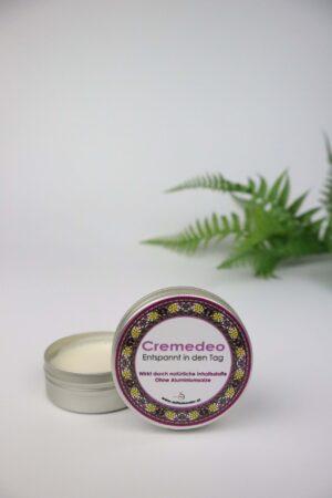 entspannt, Lavendel, Salbei, Deo, Cremedeo, Achsel, Lavendel, Salbei