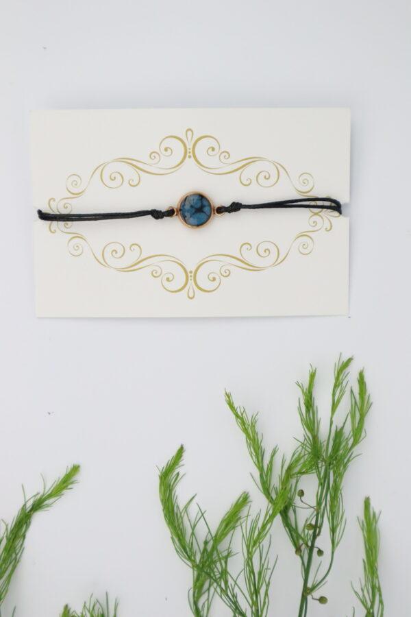 Armband, Armschmuck, Armcandy, Armkette, Schmuck, Handmade, edelstahl, wasserfest, nickelfrei, handgemacht, blau, dunkelblau, navy, rose, rosegold