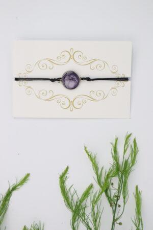 Armband, Armschmuck, Armcandy, Armkette, Schmuck, Handmade, edelstahl, wasserfest, nickelfrei, handgemacht, lila, violett, purple, purpur