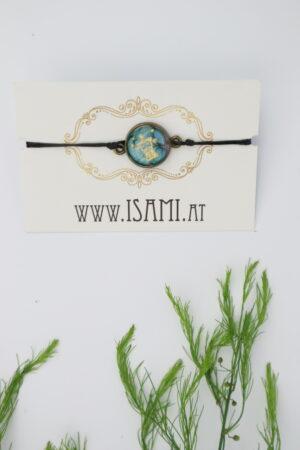 Armband, Armkette, Armschmuck, Schmuck, Modeschmuck, Armcandy, Schmuck, Einhorn, blau, türkis, lila,