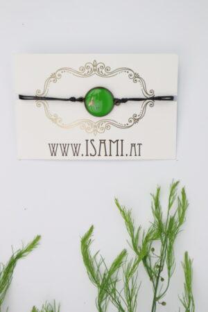 Armband, Armschmuck, Armcandy, Armkette, Schmuck, Handmade, grün, pfeil, rose, rosegold,